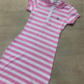 368219673b284 Vestido Lacoste - Vestidos Femininas no Mercado Livre Brasil