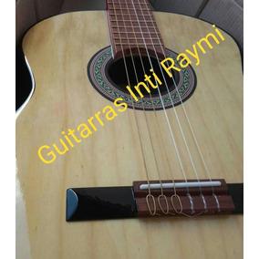 Guitarras Electro Criollas / Muy Buena Calidad.