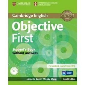 Objective First 4ed. Student