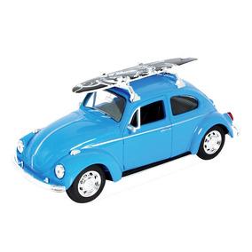 Miniaturas Vw Kombi E Fusca Surf Welly