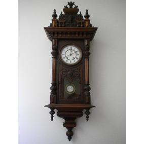 3c711f531b0 Relógios De Parede Antigos no Mercado Livre Brasil
