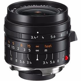 Leica 21mm Super-elmar-m F/ 3.4 Asph Lente