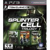 Splinter Cell Trilogy Ps3 Digital Gcp