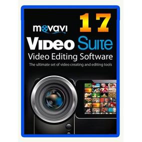 Movavi Vídeo Suíte 17 - Editor De Vídeo - Envio Por Email