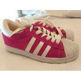 694c5fe482759 Zapatillas Adidas Superstar Elastizadas - Zapatillas Adidas Rosa ...
