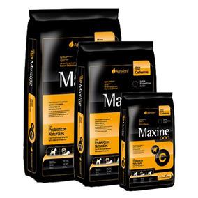 Comida Perro Maxine Cachorro 21kg + 1,5kg Obsequio + Envío