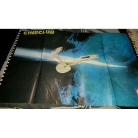 Poster Da Interprise Da Série Star Trek
