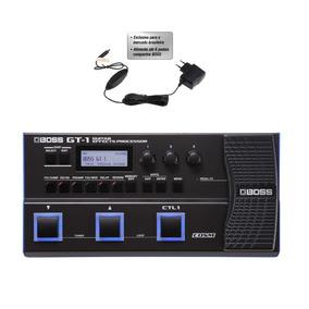 Pedaleira Para Guitarra Gt-1 Multi Efeitos Boss (fonte Orig)