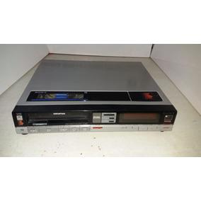 Vídeo Sony Betamax Sl-30md Funcionando Perfeitamente