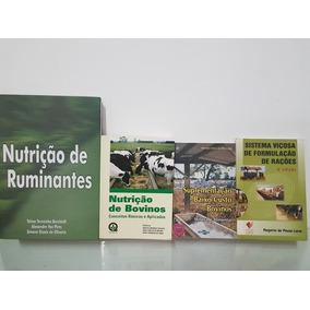 Coletania Livros Nutrição De Ruminantes