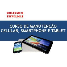 Curso Manutenção Smartphones Celulares E Tablets 25 Dvds A1