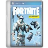 Fortnite Deep Freeze Bundle Ps4 Digital Cuenta Usa
