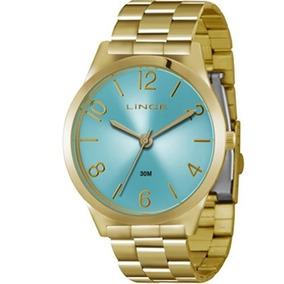 2d0de7fcf9c Relogios Lince Feminino Promocao - Relógios no Mercado Livre Brasil