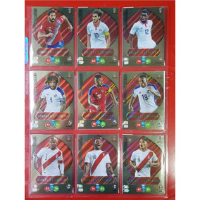 Cards Adrenalyn Xl Rússia 2018 Exclusives