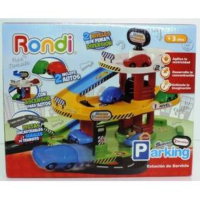Garage Rondi Parking 2 Niveles 7003 Solymar Hogar Zona Norte