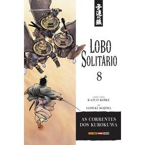 Lobo Solitário 8, 9, 12, 13 Panini