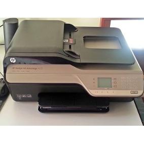 Impressora Hp Deskjet Ink Advantage 4625 C/defeito