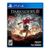 Darksiders 3 Iii Videojuego Playstation 4 Nuevo Sellado
