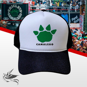 Bone Camaleao - Acessórios da Moda no Mercado Livre Brasil c8adb31f9be
