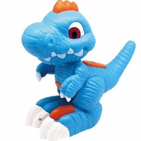 Dino Interativo - Megassaur Junior Fun