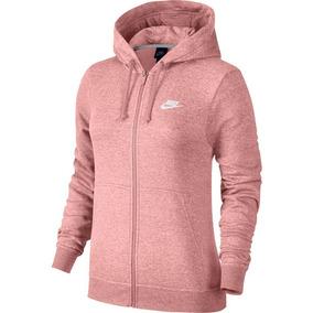 2d2a3fec73c7d Jaqueta Nike Sportswear Hoodie Fleece Feminina 853930-697