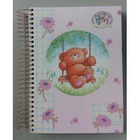 Caderno Escolar 15 Matérias Ursinho My Friend