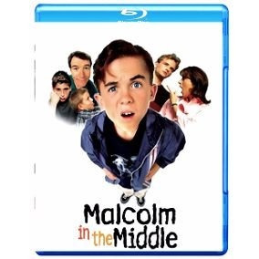 Malcolm El De Enmedio + Los Años Maravilloso Completa Bluray