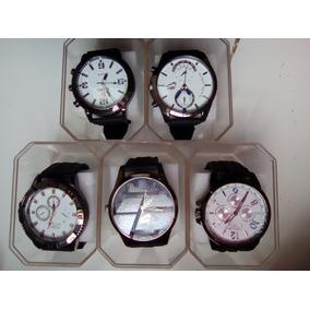 Relógios Kit Com 5 Unidades Atacado