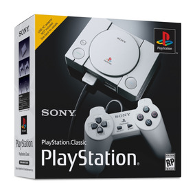 Playstation One Classic Edition Mini Novo Original Lacrado