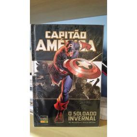 Coleção Capitão América Soldado Invernal Panini 5 Edições