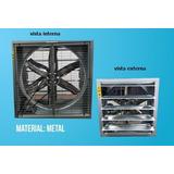 Exaustor Comercial Industrial 25000 M³/h Metal