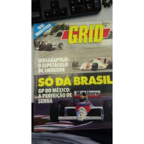 Revista Grid Ano 3 Número 6 - 1989