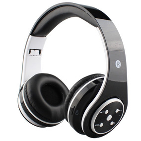 Fone Ouvido Favix B06 Sem Fio Preto Fm Radio Bluetooth Sd Tf