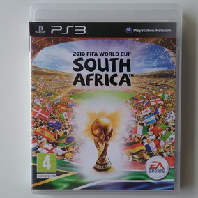 Copa Do Mundo Fifa 2010 South Africa Ps3 M. Física Perfeito