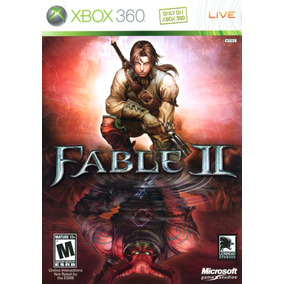 Jogo Fable Ii 2 Xbox 360 X360 Original Pronta Entrega Game
