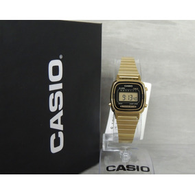 947b1e2a26b Casio Vintage Dourado Mini - Relógios De Pulso no Mercado Livre Brasil