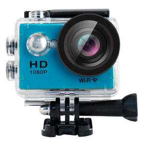 Camara Tipo Gopro 12mp Videos Hd 30 Mts Waterproof Bagc