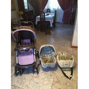 Coche Graco Con Porta Bebe Y Silla Del Carro