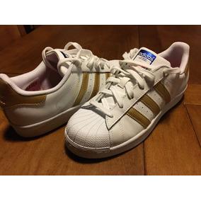100% authentic 2d76f 1fcaf Zapatillas Superstar adidas Originals Doradas gold Nuevas