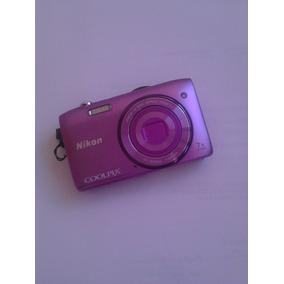 Camara Fotográfica Nikon Coolpix S3500