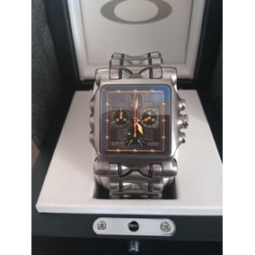 Relógio Oakley Minute Machine Yellow