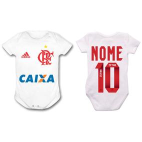 e708916993e Body Infantil Time De Futebol Flamengo Frete Gratis Novo Top