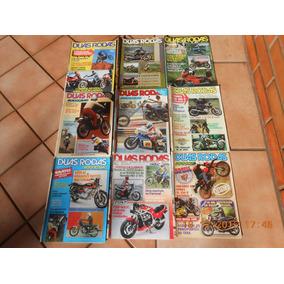 Revistas Duas Rodas 73 78 82 84 88 91 93 94 107