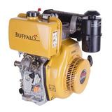 Motor Buffalo Bfd 10cv - Diesel - Part. Elét. Filtro A Óleo