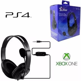Headset 7.1 Gamer Fone Ouvido Microfone Ps4 Xbox One P2 Novo
