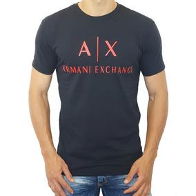 1035e1aab21 Camisetas Da Armani Exchange - Camisetas Manga Curta Masculino no ...