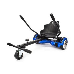 Patineta Electrica Vorago Hb-300 Azul Kit Kart 6.5 Antifueg