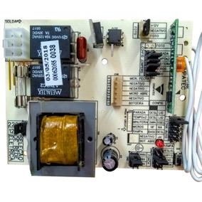Central Compatec 09st - Placa Para Portão Eletrônico 299mhz