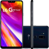 Smartphone Lg G7 Thinq Dual Chip Android 8.0 Octa Core + Nf
