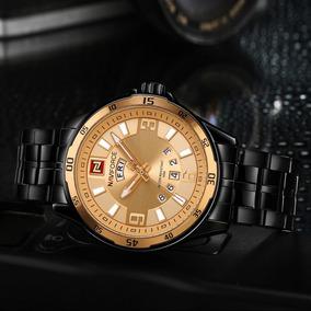 9734b1450d5 Relogio Esportivo Quartz Smart Dourado - Joias e Relógios no Mercado ...